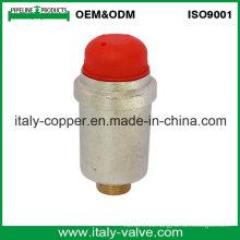 OEM y ODM Nuevo Tipo de Válvula de Ventilación de Aire Forjada de Latón (IC-3000)