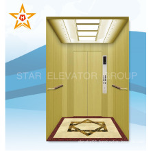 Comfortable and Qualified small home lift elevator VVVF