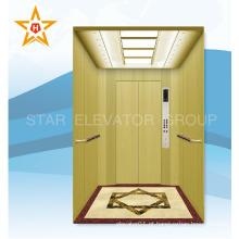 Confortável e qualificado pequeno elevador elevador em casa VVVF