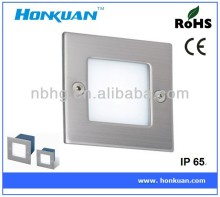 IP65 Aluminum Recessed Outdoor LED Stair Light (CE RoHS)