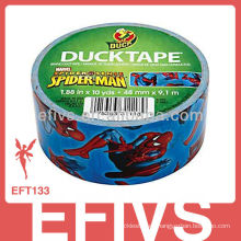 Nuevo llegado Spiderman Duck Tapes impermeable
