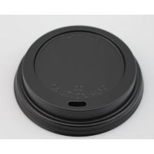 Einweg-Easy Open Plastikdeckel für Hot Paper Cup