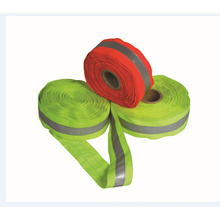 100%Polyester Woven Tape Warning Band