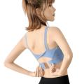 Soutien-gorge de sport de sous-vêtements antichoc pour femmes