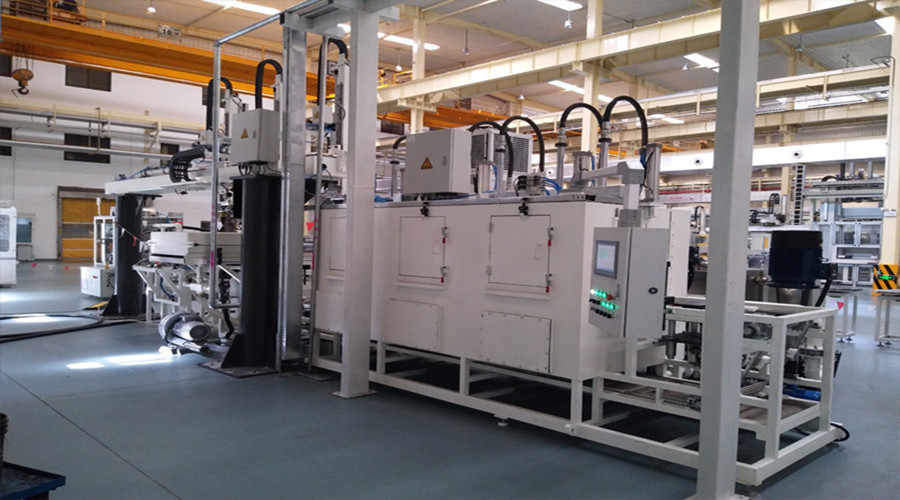 Automatic Cylinder Head Cleaning Machinery