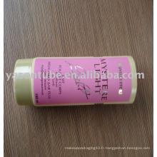 D50 tube rond pour produits cosmétiques