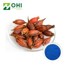 Pigment bleu de couleur naturelle Blue Gardenia
