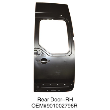 Renault master rear door