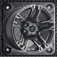 15 inci roda WHEELEGEND untuk kereta SUV