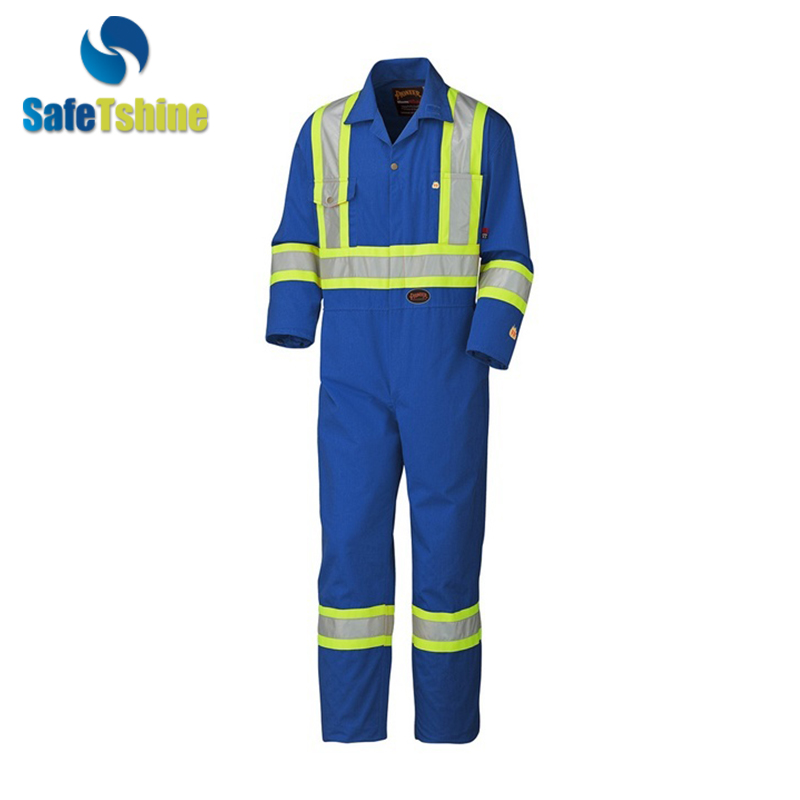 high reflective Flame Retardant safety Workwear