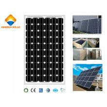 140W-170W Cargador solar de alta estabilidad Monocristalino Panel Solar