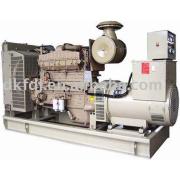 DK48GFC Cummins diesel generator set
