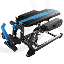 Bottom price for Gym Electric Inversion Table Inversion Table Back Pain Relief Hang Exercise supply to France Exporter