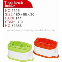 Popular plastic tooth brush holder