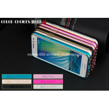 Parachoques del metal de la contraportada del precio de fábrica para Samsung Galaxy A3
