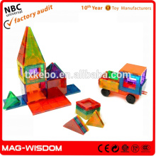 Magnetic Building Shapes Toys
