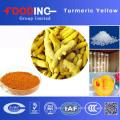 Natual Pigment Turmeric Yellow Color