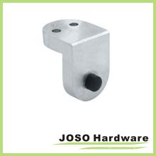 Glass Door Hardware Fastener Stopper for Overpanel Mouting (EC005)