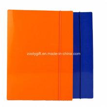 Papel de color A4 Doble 2 bolsillos Presentación Papel Carpeta de archivos