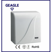 high speed power coated automatic hand dryer