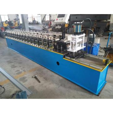 ZT130+Slat+door+roll+forming+machine+Mexico