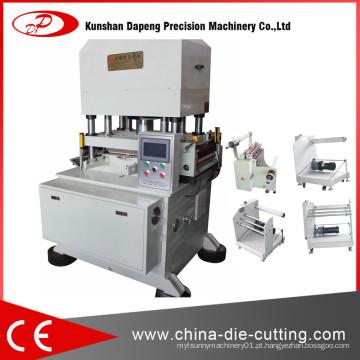 Tipo hidráulico máquinas cortadas do papel da folha de alumínio