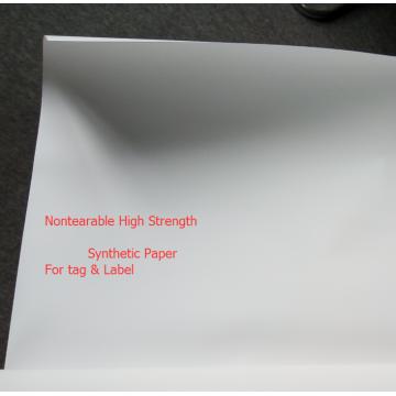 Poster Material  Digital Printing Synthetic Paper
