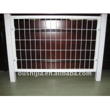 Multicolored mesh fencing (Factory)