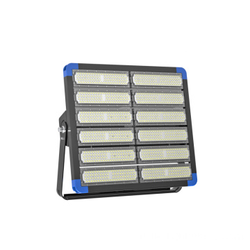 Daya Tinggi 600W LED High Mast Lamp 140lm / W
