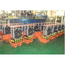 Nouveau système hydraulique de machines en caoutchouc