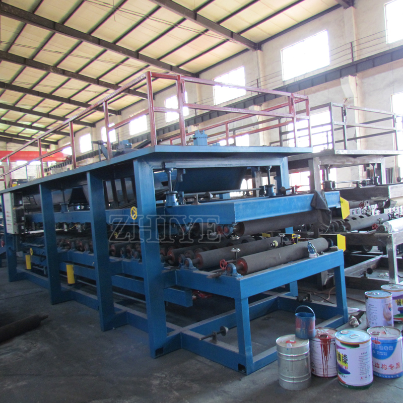 Metal Sandwich Panel Cold Roll Forming Machinery