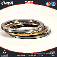 High Performence Copper Cage Bearing/Thrust Ball Bearing (51111/51111M)