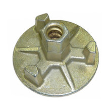 Formwork Accessories Three Wing Anchor Nut Scaffolding Parts