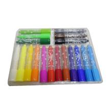 18pcs caneta fluence óleo pastel artista profissional desenho cera crayon