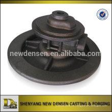 OEM Precoated arena de fundición de piezas de repuesto de hierro fundido para compresor de aire