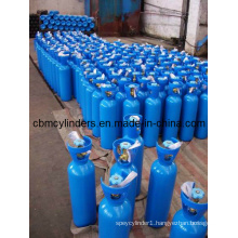 Portable O2 Gas Cylinder with Handles