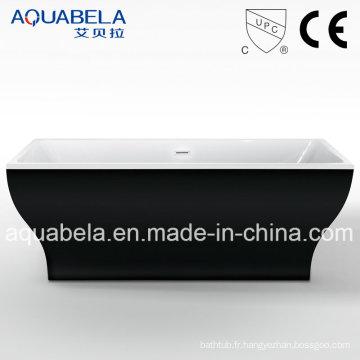 Baignoire de bain autoportante agréée CE / Cupc (JL612A)