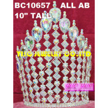AB fashion birthday birthday party pageant crowns china