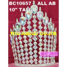 AB fashion birthday birthday partyant crowns china