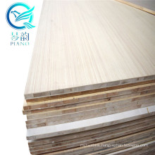 Singerwood 8x4 25mm poplar core HPL faced block board plywood  kitchen cabinets with FSC certificate weight