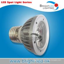 3W GU10 / E27 / MR16 Luz del punto del LED