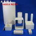 Procesamiento personalizado de tubo de cerámica de alúmina