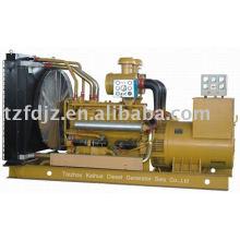 500KW Shangchai Diesel Generator Set