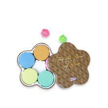 10PCS neuer Macaron-Eisen-Kasten Normalgröße 52mm männliche Kondome Condones für Paare