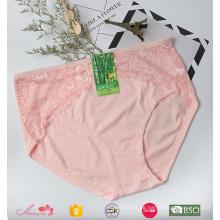419 OEM Großhandel China billig dunkel lila sexy Frauen gedruckt Blumen Phantasie Unterwäsche