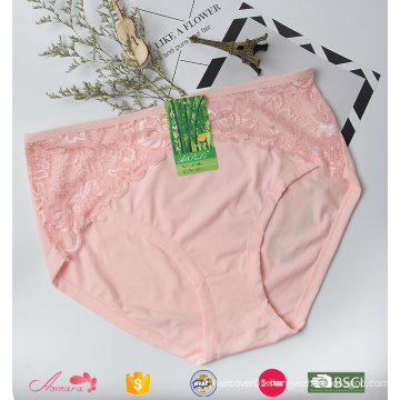 419 OEM wholesale China cheap dark purple sexy women printed flowers fancy underwear