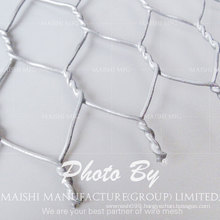 Gal. Hex Hole Wire Mesh