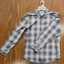 100% coton chemises pour adultes chemises pour hommes à manches longues