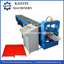Self-Lock Steel Wall Panel Roll Forming Machine