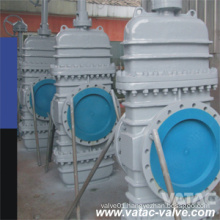 Gear Operated Wcb/Lcb Cast Slab Gate Valve